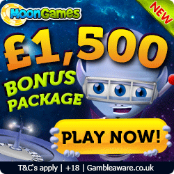 Claim �1,500 Welcome Bonus at Moon Games